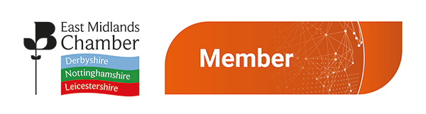 Member of East Midlands Chamber of Commerce