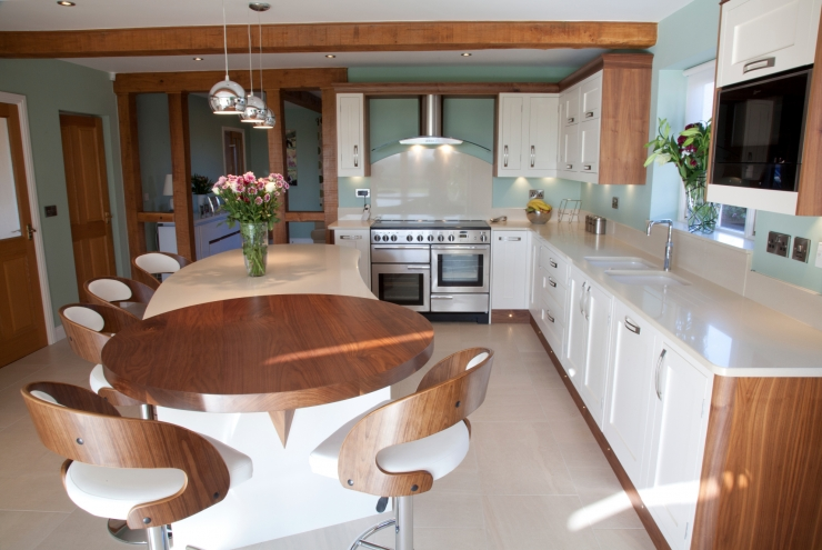 Bespoke Hand-crafted Kitchens
