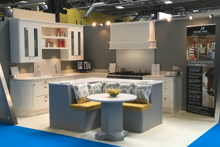 Homebuilding and Renovating Show 2016