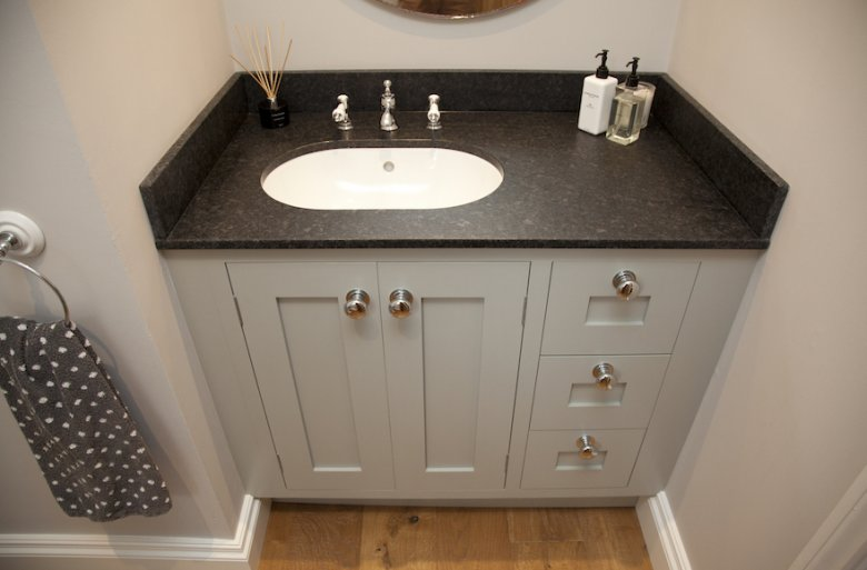 Bespoke Bathroom Furniture And Cabinetry