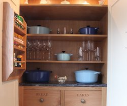 Holme Tree Bespoke Pantry Design