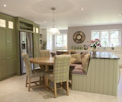 Holme Tree Bespoke Kitchen Seating and Dining