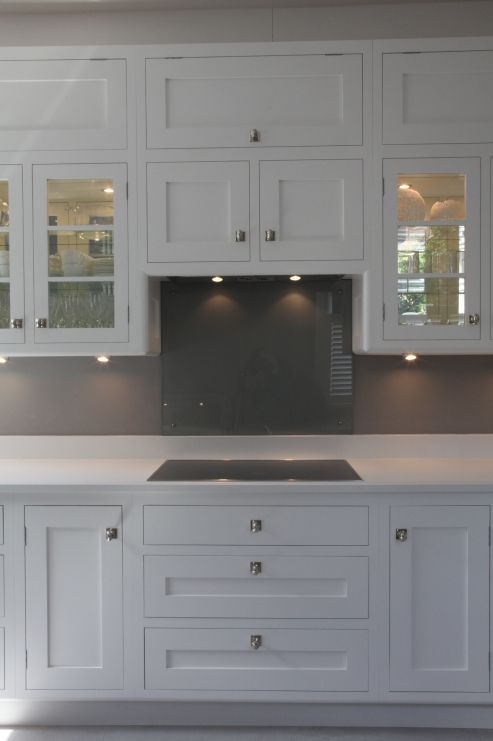 Hand Painted Victorian Kitchen Designs Leicester Bespoke