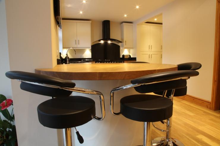 Modern Plant On Kitchens Leicester Bespoke Kitchens