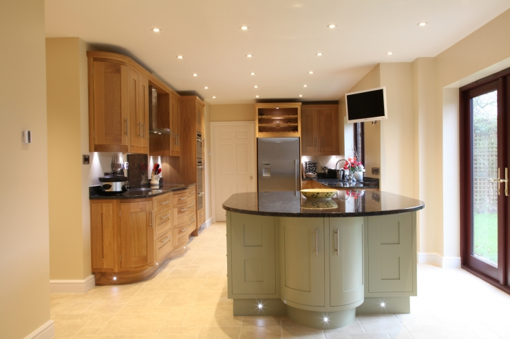 Bespoke Kitchens Holme Tree Leicestershire