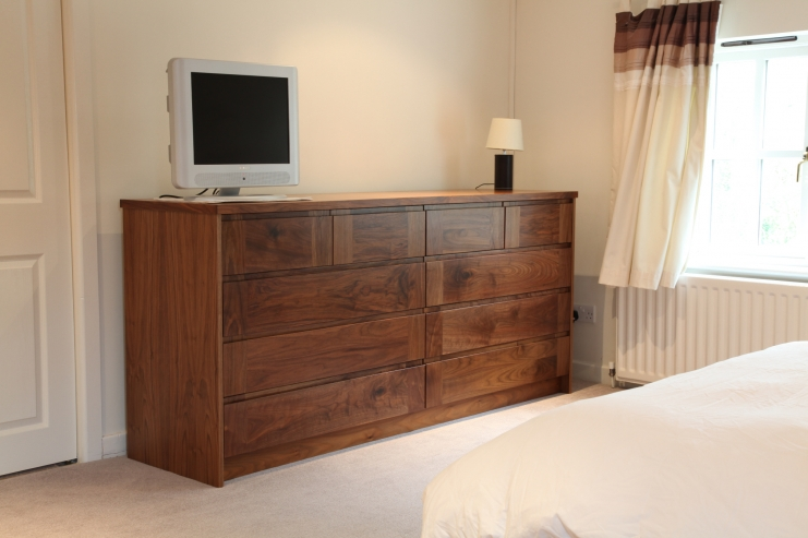 Bespoke hand painted bedroom furniture bespoke bedroom for American black walnut bedroom furniture