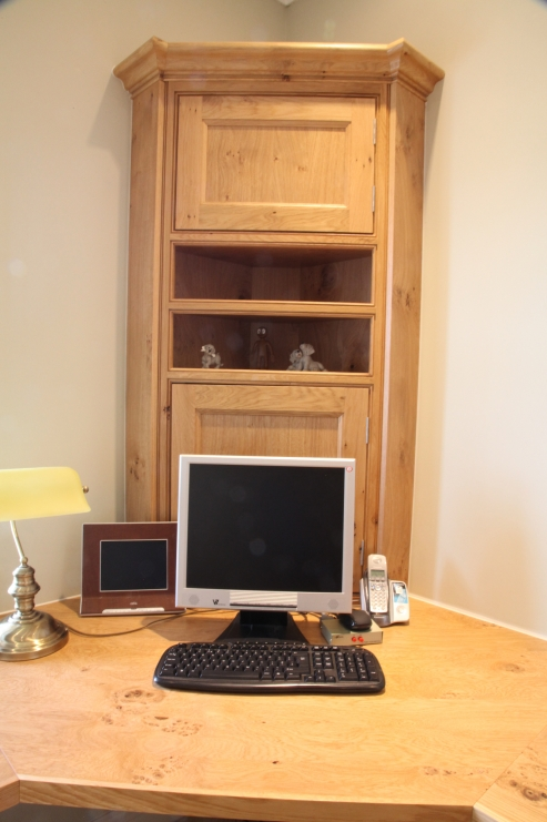 Fitted Home Office Furniture Bespoke Home Office Studies