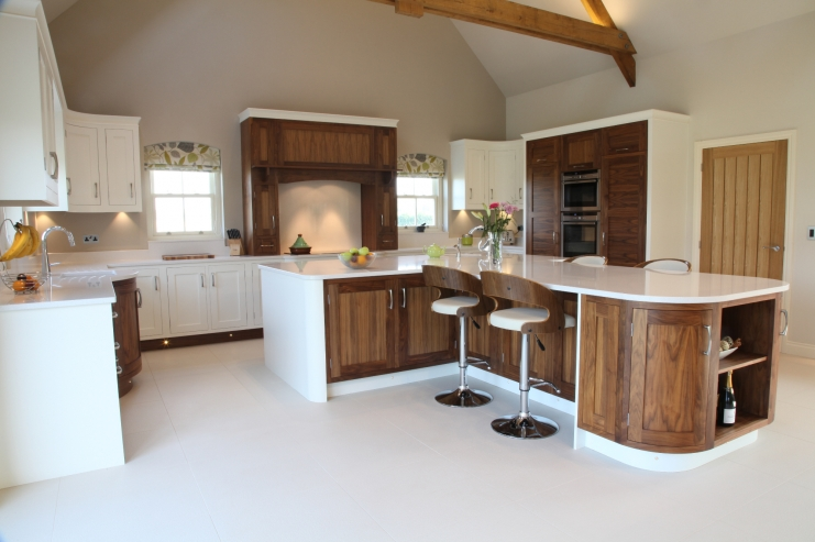 Open Plan Kitchen Designs Uk
