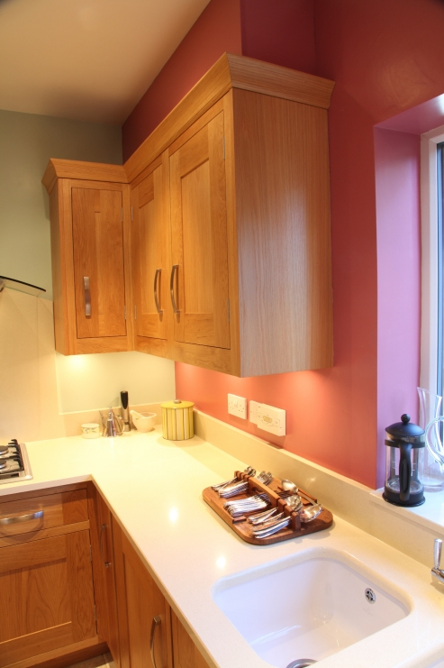Open Plan Kitchen Bespoke Kitchens