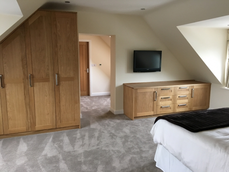 Bedrooms Holme Tree Leicestershire