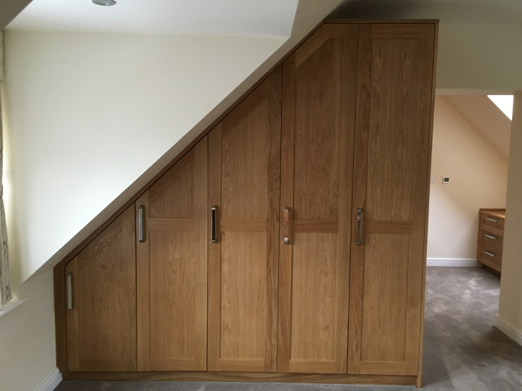 Bespoke Oak Bedroom Suite Bespoke Bedroom Furniture