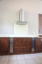 Contemporary cooker hood