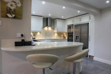 Bespoke contemporary kitchens