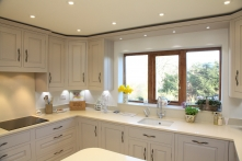 Shimmering Ivory Silestone Surfaces