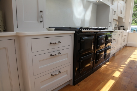 Large Built In Aga